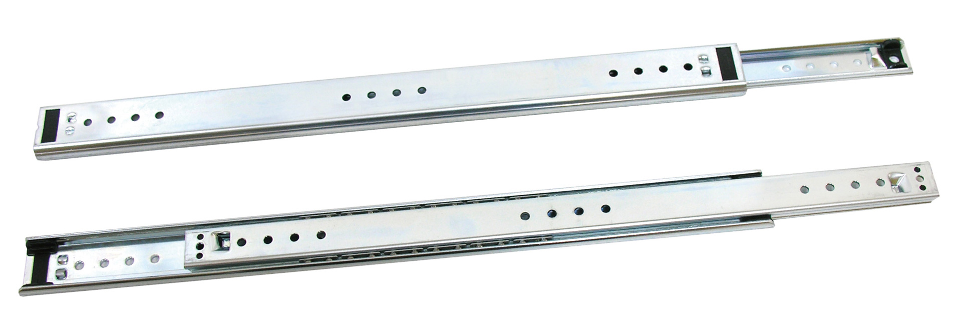 Cabinet Drawer Rails 39mm Ball Bearing Slide