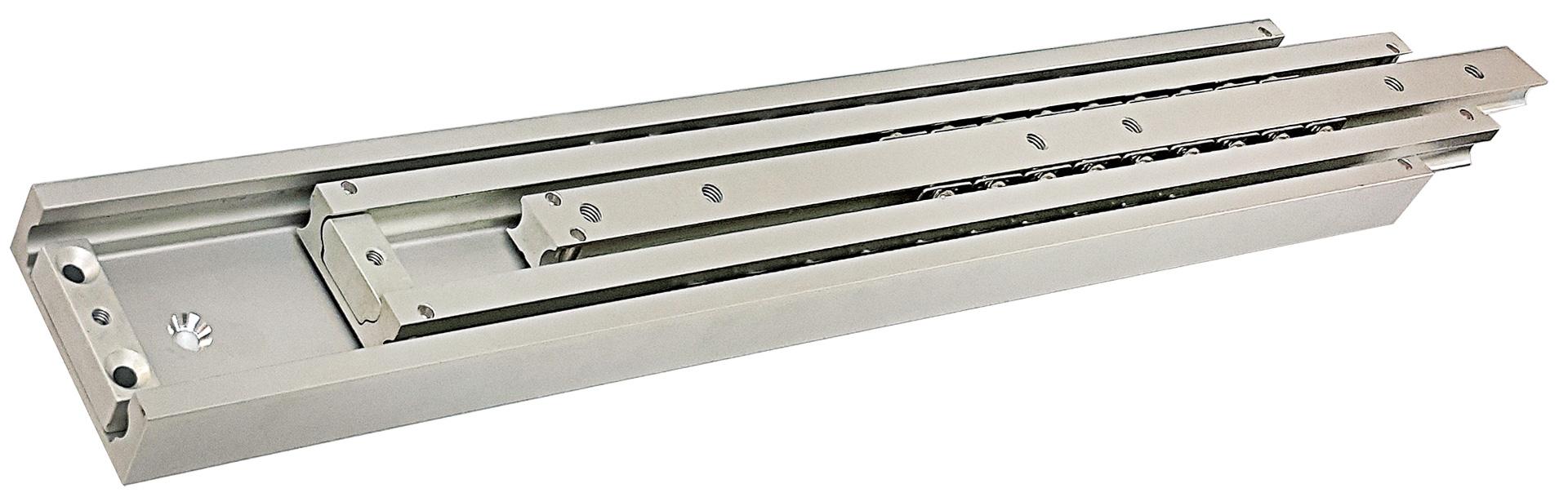 Aluminum Heavy Duty Cabinet Slides 660lbs Extra Heavy